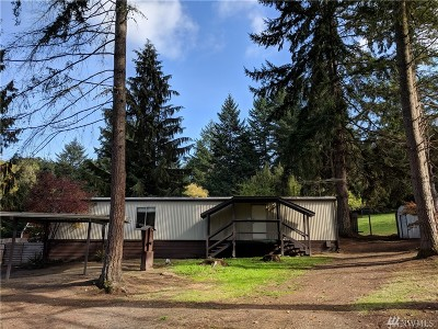 Pierce County Single Family Home For Sale: 8003 175th Ave SW