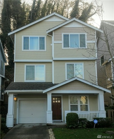 SeaTac Single Family Home Contingent: 21268 40th Wy S #34