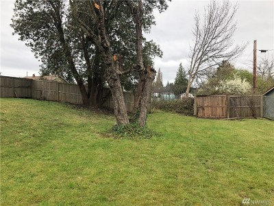 Tacoma Residential Lots & Land For Sale: 3004 S 15th St