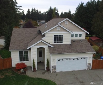 Spanaway Single Family Home For Sale: 19602 84th Ave E