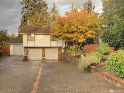 Federal Way Single Family Home For Sale: 3617 SW 328th St