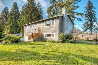 Federal Way Single Family Home For Sale: 30605 8th Place S