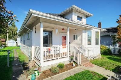 Everett Single Family Home For Sale: 2809 Leonard Dr