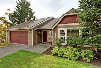 Issaquah Condo/Townhouse For Sale: 22748 SE 43rd Ct #2614