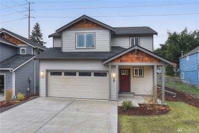 Bremerton Single Family Home For Sale: 640 Sylvan Wy