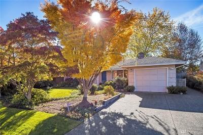 Edmonds Single Family Home For Sale: 7712 209th St SW