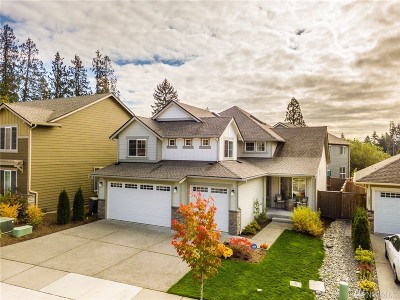 Bothell WA Single Family Home For Sale: $675,000