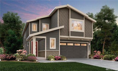 Lake Stevens Single Family Home For Sale: 2221 115th Ave SE #Lot34