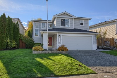 Snohomish Single Family Home For Sale: 12904 64th Dr SE