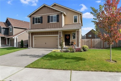 Spanaway Single Family Home For Sale: 18507 18th Ave E