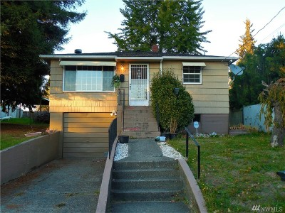 Tacoma Single Family Home For Sale: 1505 S 46th St
