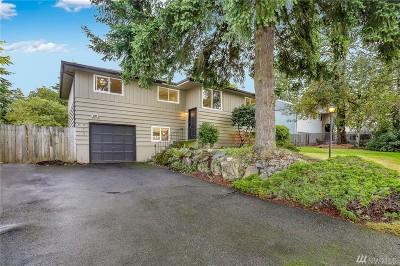 Shoreline Single Family Home For Sale: 323 NE 193rd St