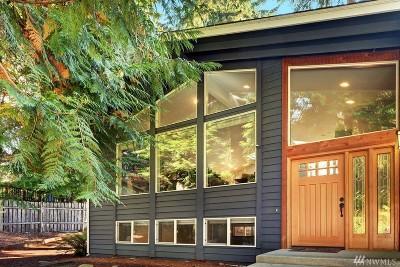 Redmond Single Family Home For Sale: 16411 NE 105th St