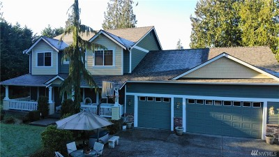 Lake Stevens Single Family Home Contingent: 2922 113th Ave SE