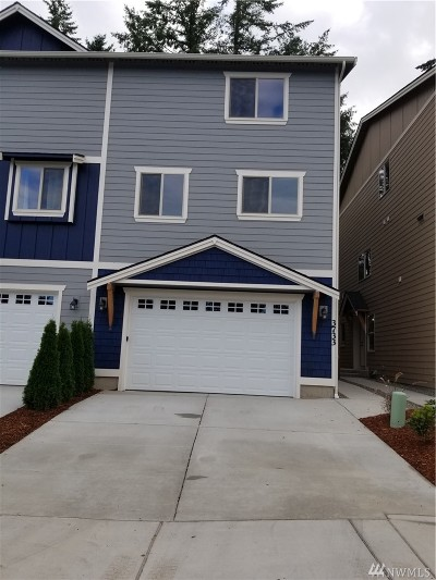 Silverdale Single Family Home Pending: 3733 NW Mountaire Wy