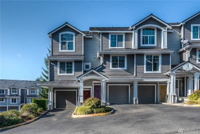 Bothell Condo/Townhouse For Sale: 16125 Juanita Woodinville Wy NE #412