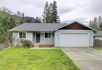 Sedro Woolley Single Family Home For Sale: 594 E Alder Dr