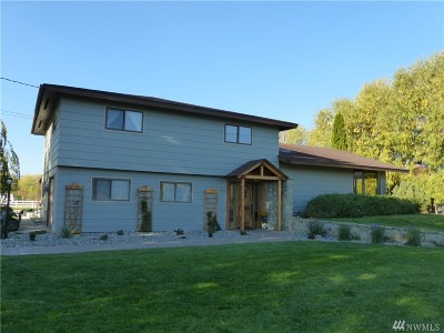 Single Family Home For Sale: 2132 W Dry Creek Rd