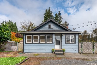 Snohomish Single Family Home For Sale: 9532 56th St SE