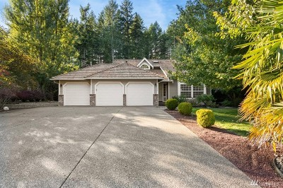 Port Orchard Single Family Home For Sale: 7792 Broadstone Place SW