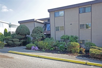 Des Moines Condo/Townhouse For Sale: 813 S 227th Ave #3
