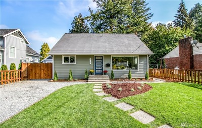 Fircrest Single Family Home For Sale: 215 Alameda Ave