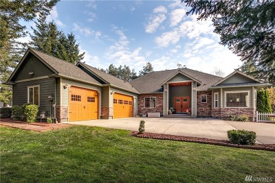 Custer Single Family Home For Sale: 8122 Percie Rd