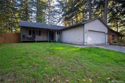 Olympia Single Family Home For Sale: 8013 Incline Dr SE