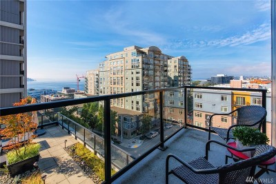 Condo/Townhouse For Sale: 81 Clay St #821