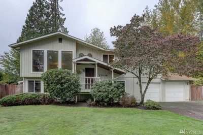 Bothell Single Family Home For Sale: 17024 17th Ave SE