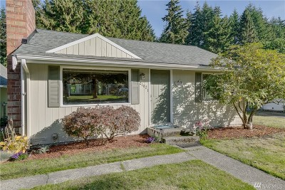 Edmonds Single Family Home For Sale: 21821 80th Ave W