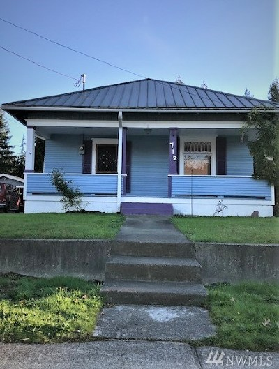 Sultan Single Family Home For Sale: 712 Main St