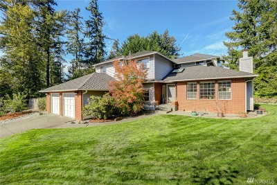 Federal Way Single Family Home For Sale: 1200 SW 325th Place