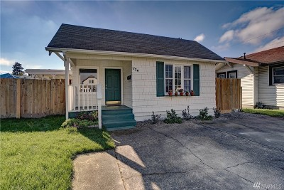 Puyallup Single Family Home For Sale: 724 5th Ave NW