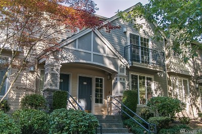 Kirkland Condo/Townhouse For Sale: 12310 NE 92nd St #H202