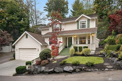 Burien Single Family Home For Sale: 11635 29th Ave SW
