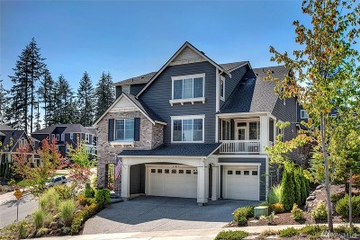 Bothell Single Family Home For Sale: 11017 NE 194th Dr