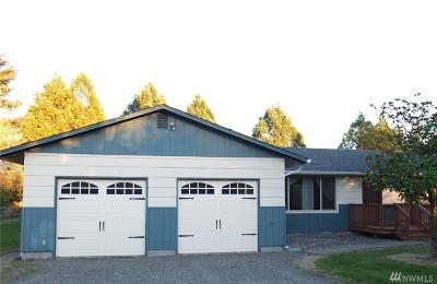 Rochester WA Single Family Home For Sale: $279,000