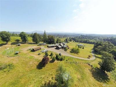 Monroe WA Single Family Home For Sale: $1,200,000