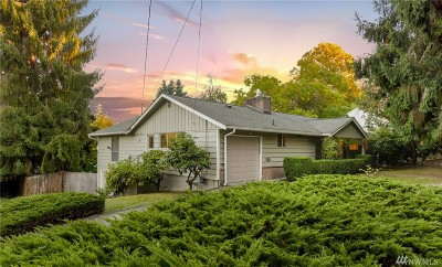 Bellevue Single Family Home For Sale: 1300 104th Ave SE