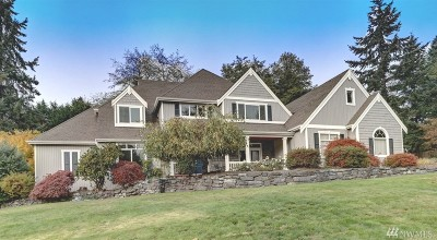 Gig Harbor Single Family Home For Sale: 4011 53rd St Ct NW