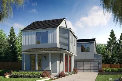 Redmond Single Family Home For Sale: 11702 177th (Homesite 19) Place NE