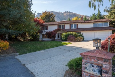 Chelan County Single Family Home For Sale: 1220 Summerhill Place