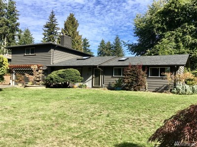 Puyallup Single Family Home For Sale: 8509 60th Ave E