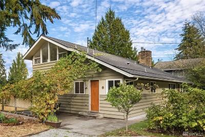 Shoreline Single Family Home For Sale: 1674 NE 185th St