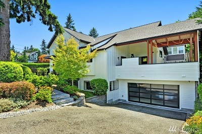 Kirkland Single Family Home For Sale: 803 18th Ave W