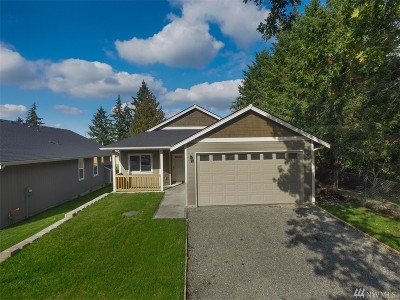 Spanaway Single Family Home For Sale: 247 171st St E