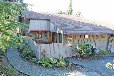 Bellingham Condo/Townhouse Pending Inspection: 1 Morning Beach Dr #24