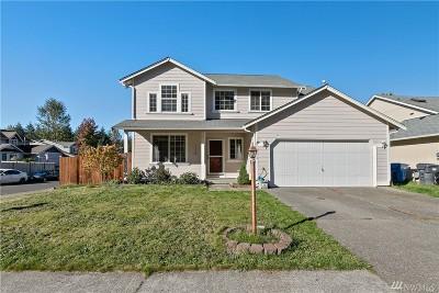 Single Family Home For Sale: 21910 65th Av Ct E