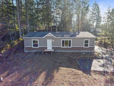Belfair Single Family Home For Sale: 5061 E Rasor Rd W